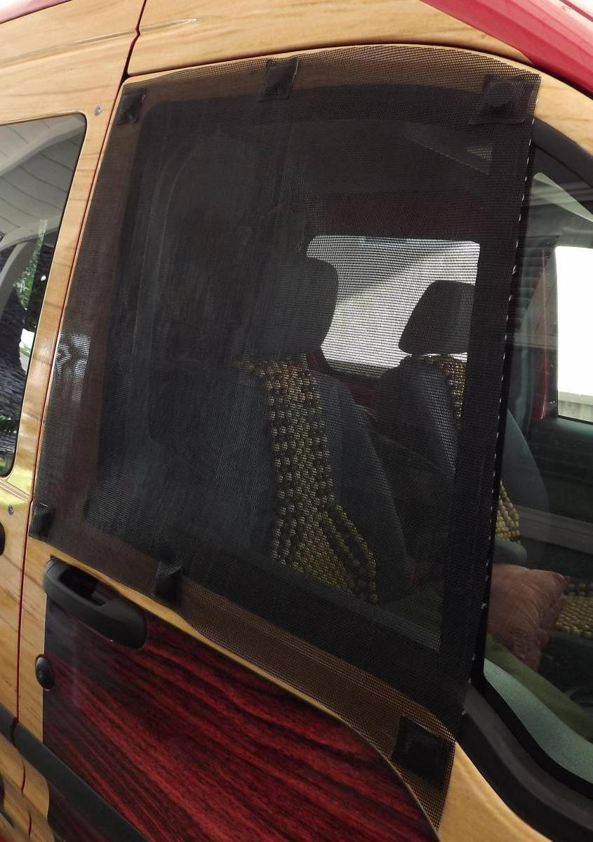 Pet Screen On Window Ford Transit Forum Member Albums
