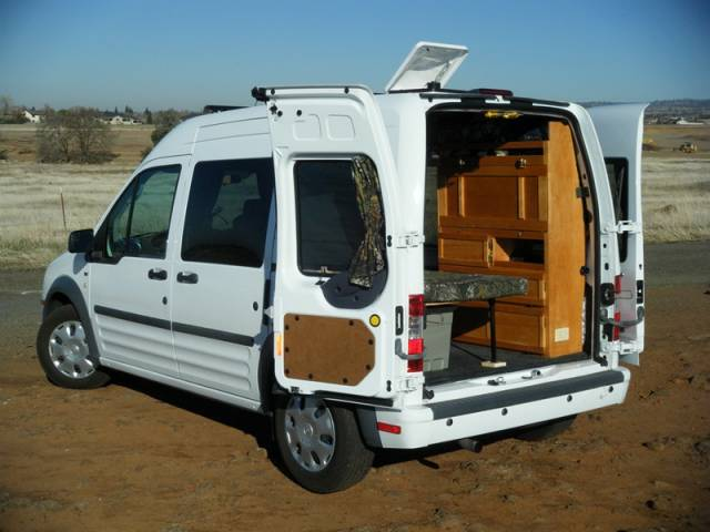 Ford Transit Rvs >> Mini RV - TC RV Conversion - Photos - Ford Transit Connect Forum