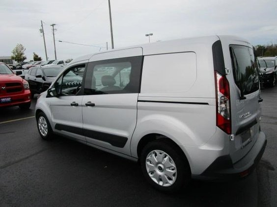 2014 Transit Connect XLT Van