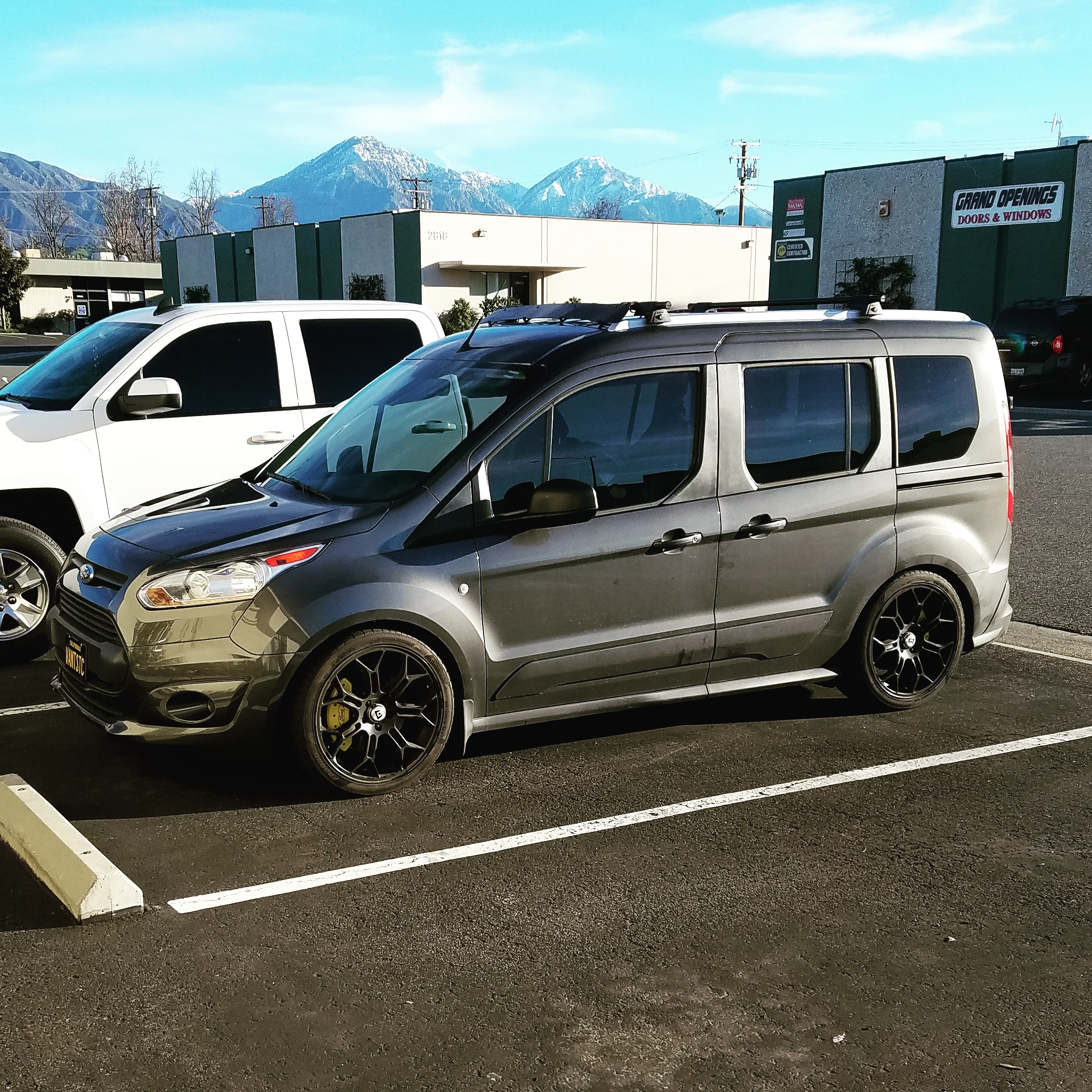 2016 Ford Transit Van >> Doing a lot of Custom Stuff This Weekend - Accessories and Modifications - Ford Transit Connect ...
