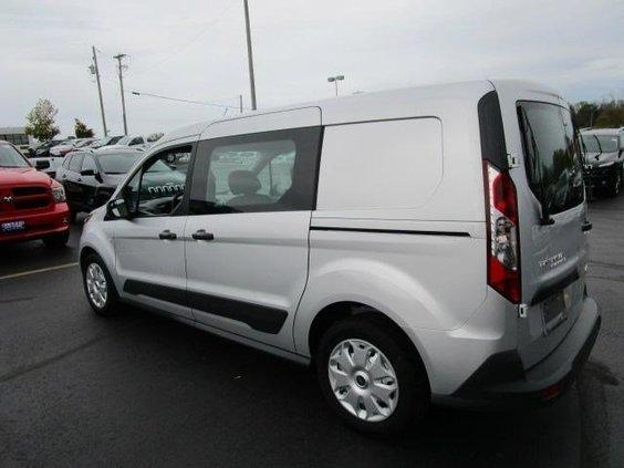2014 Transit Connect XLT Van