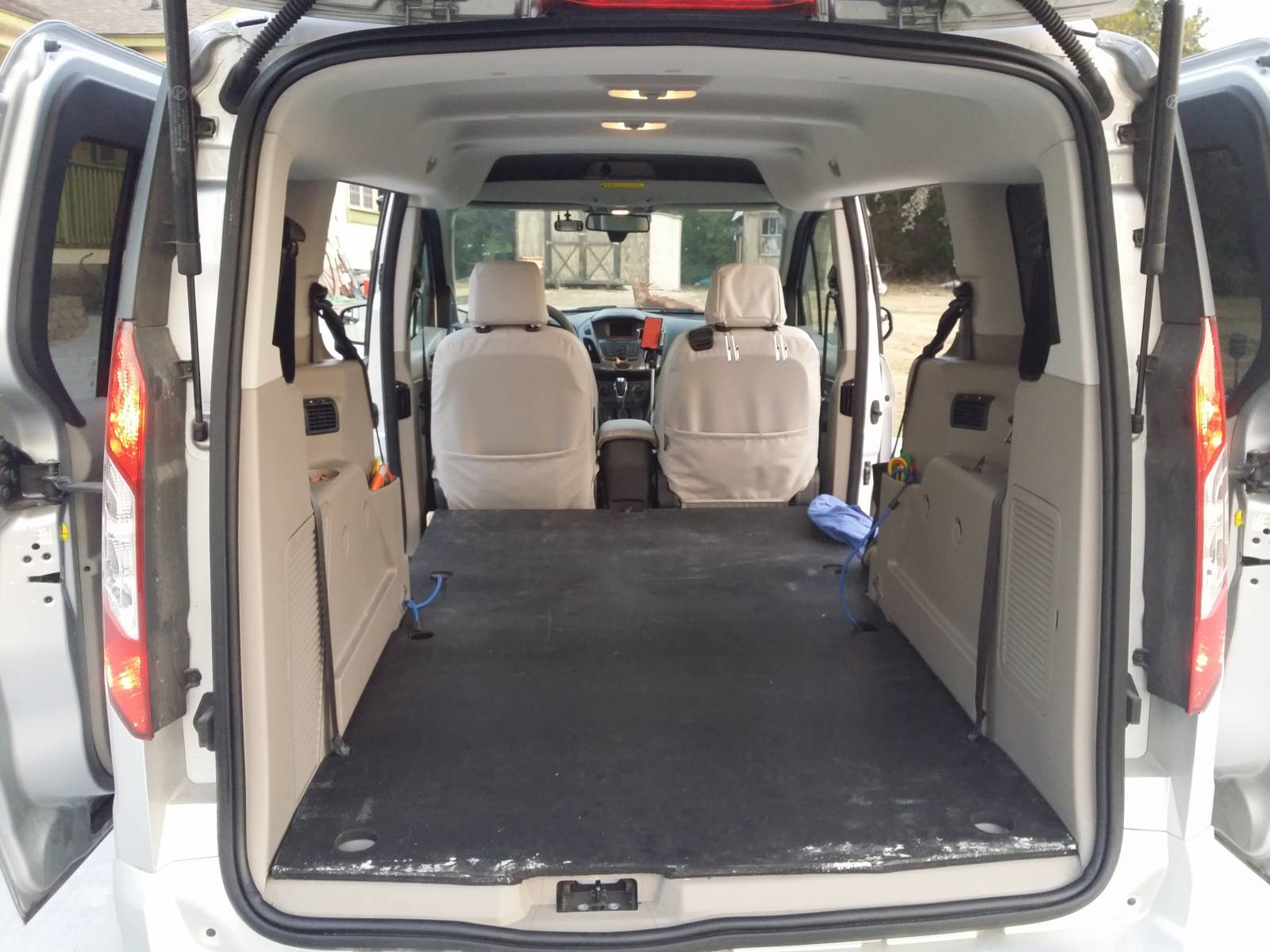 2015 TC LWB Wagon Modifications