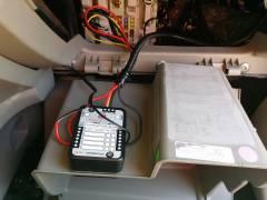 Overhead USB power 4