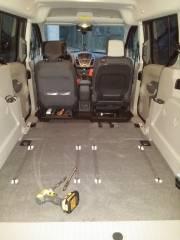 Wagon to Van 2a