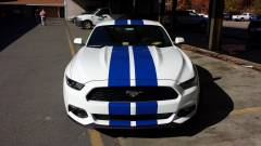 Stripes   10in LeMans Racing Style
