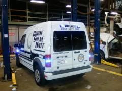 Lexington NC Crime Scene Unit 3