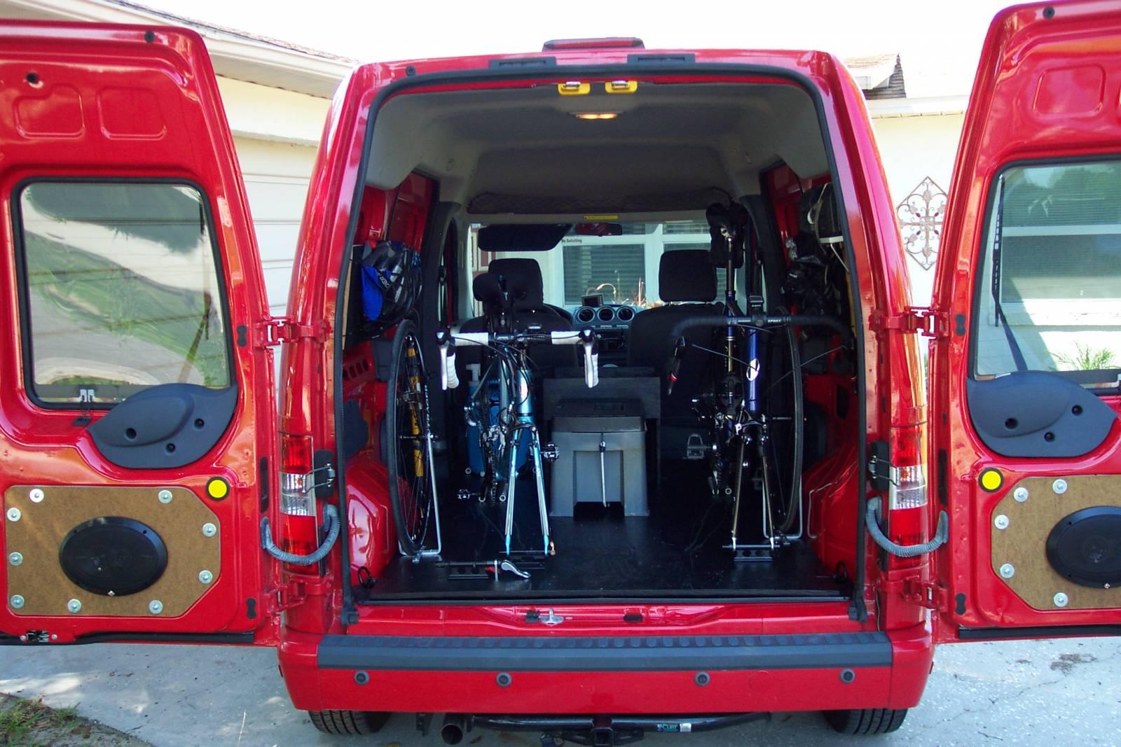 Bicycles Ford Transit Forum Member Albums Ford Transit