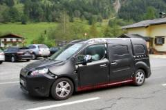 2014 Transit Connect spy shot