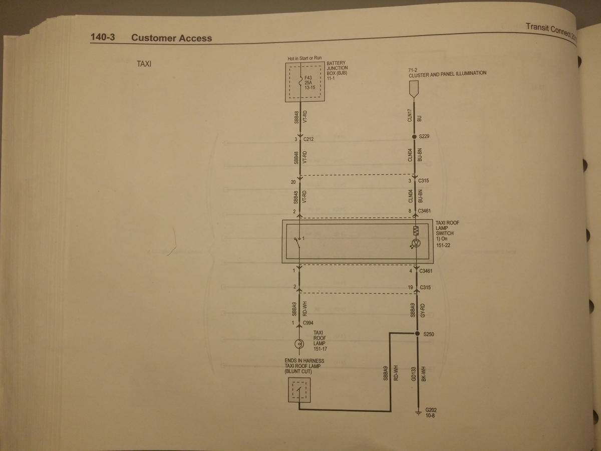 Wiring Diagram Ford Transit Mk7 Wiring Diagram Download Ford Transit