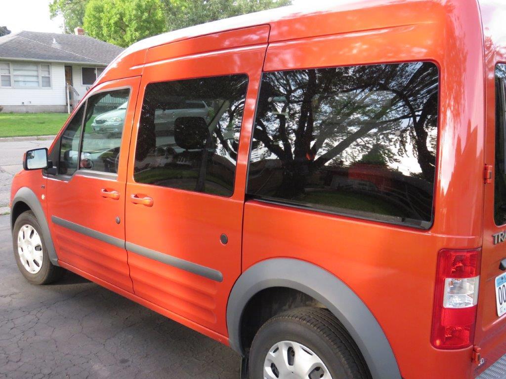 2011 Ford Transit Connect Camper Van Mini Rv Motorhome