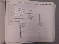 2015 Parking Brake wiring diagram