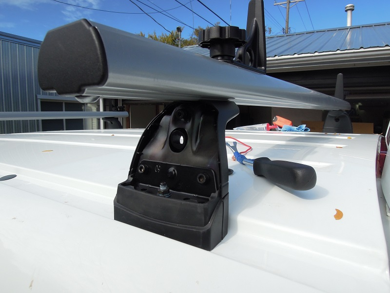 Tracrac Installation On Tc Wagon Cargo Hauling Towing