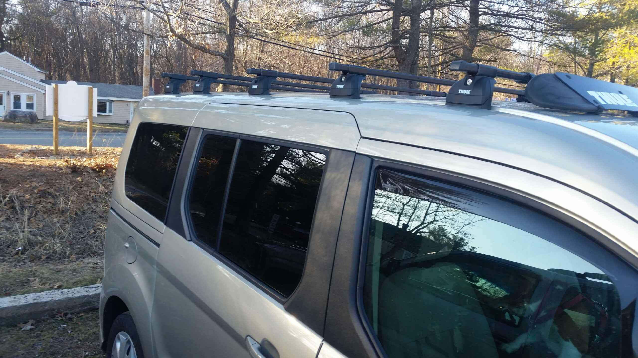 Can You Add Roof Rack Rails Cargo Hauling Towing