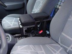 Passenger armrest