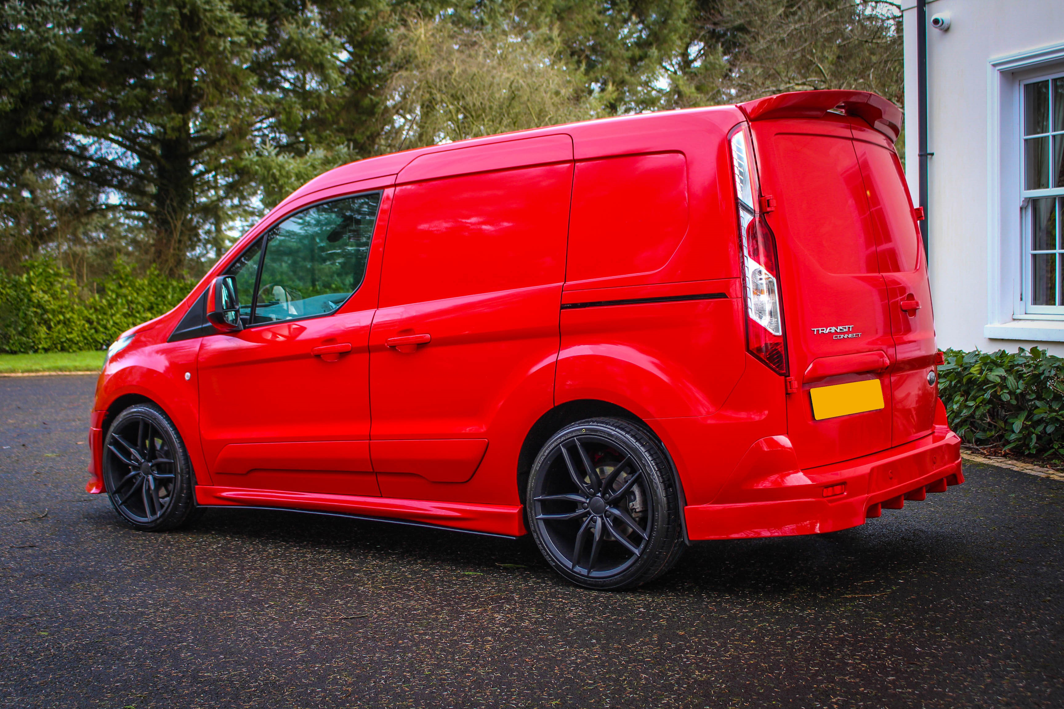 Sports Conversion Kit - Welcome! - Ford Transit Connect Forum