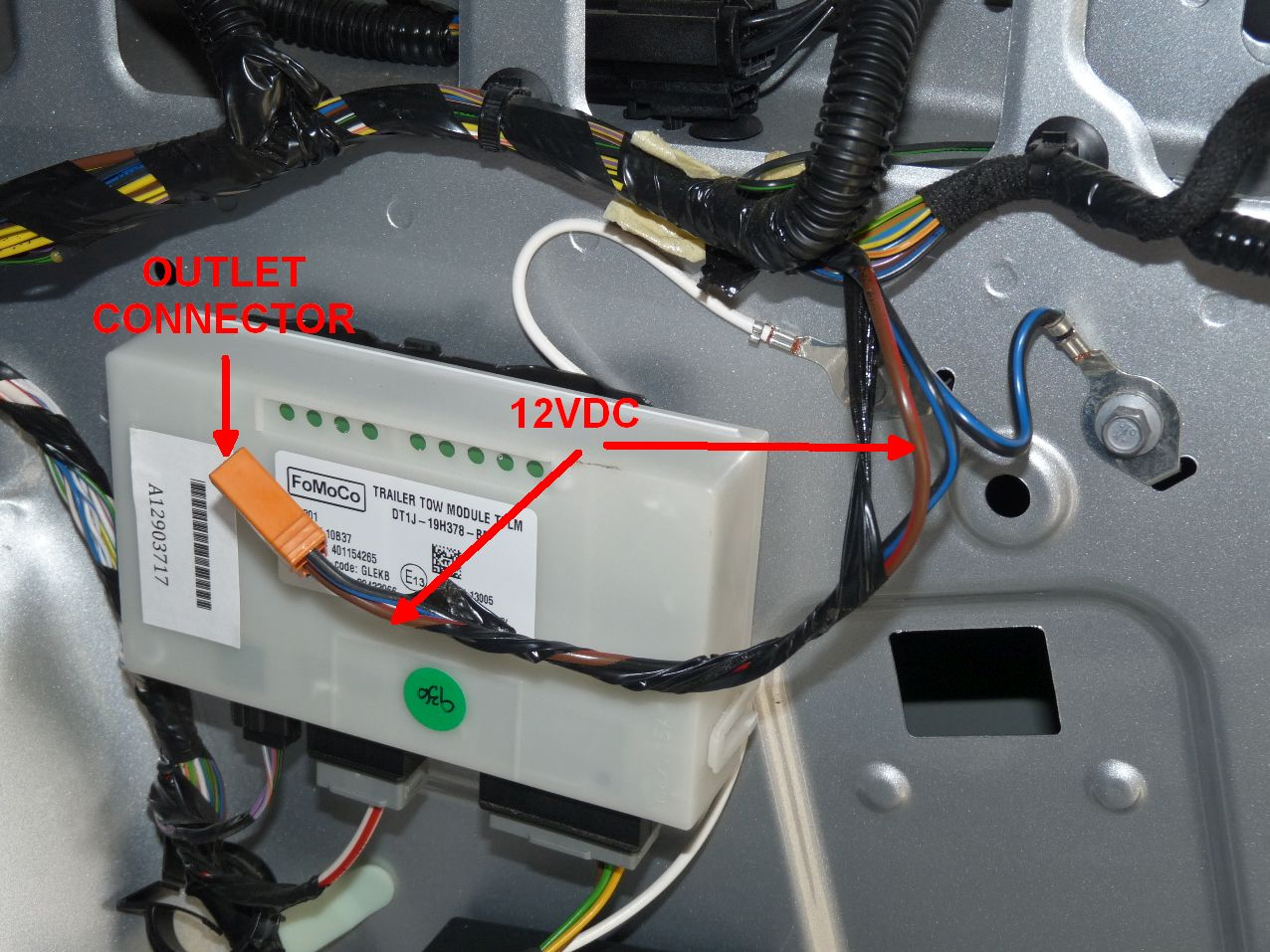 [SCHEMATICS_43NM]  591 Electrical Question - Accessories And Modifications - Ford ... | Wiring  Library | Ford Transit Connect Trailer Wiring Diagram |  | Wiring Library