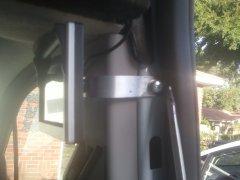 bracket mounted 2