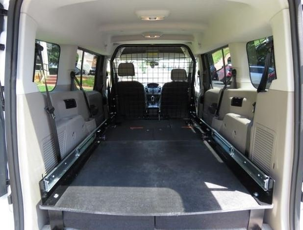 Movable Cargo WAll - Welcome! - Ford Transit Connect Forum